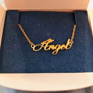 Angel anklet from Avon